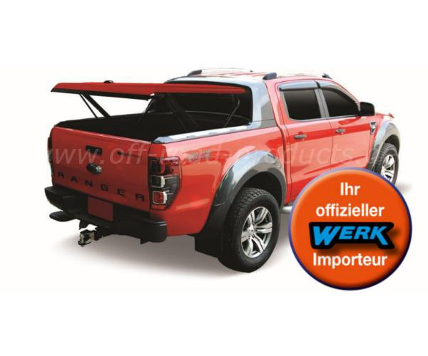 WERK Hardtop von ORP für Ford Ranger