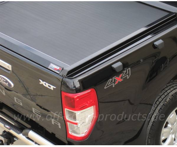 Roll In Cover Tesser Ford Detail