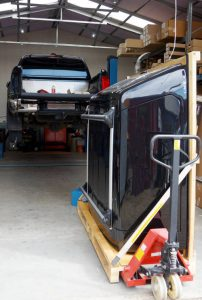 Montage bei Off-Road-Products