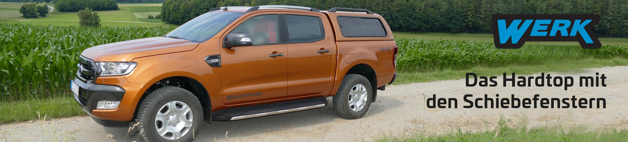 Werk Hardtop Ford Ranger