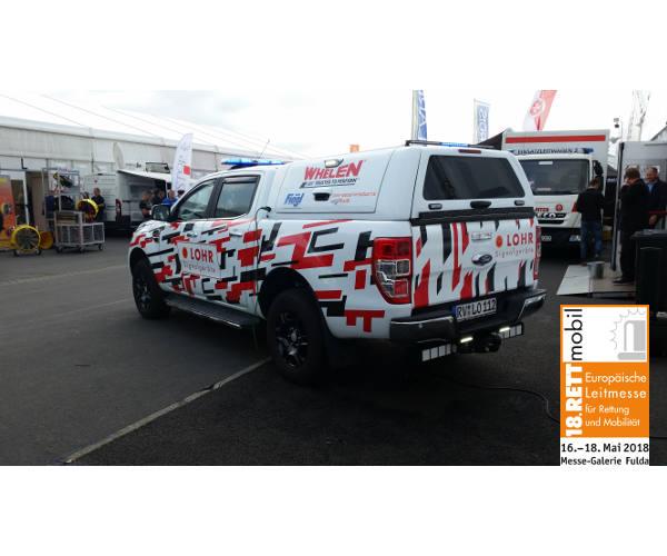 Rettmobil Force Pro Hardtop